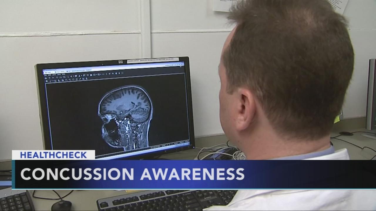 Reminder for parents on National Concussion Awareness Day