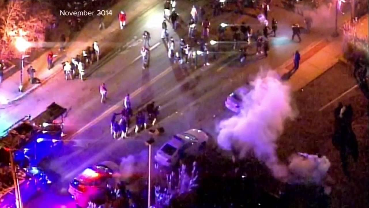 St. Louis protests against officers acquittal to continue