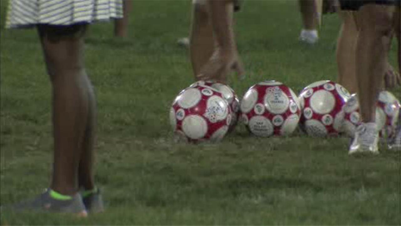 Boy knocked unconscious on Montgomery County soccer field
