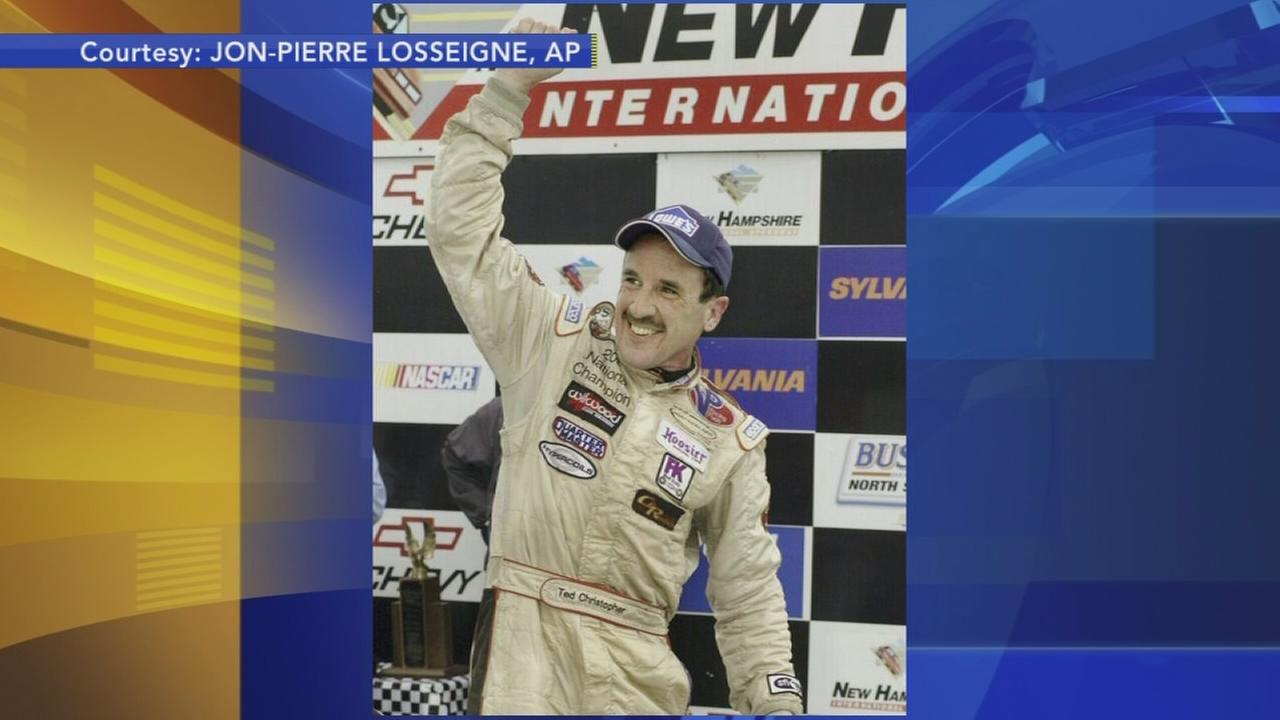 Race car driver killed in plane crash