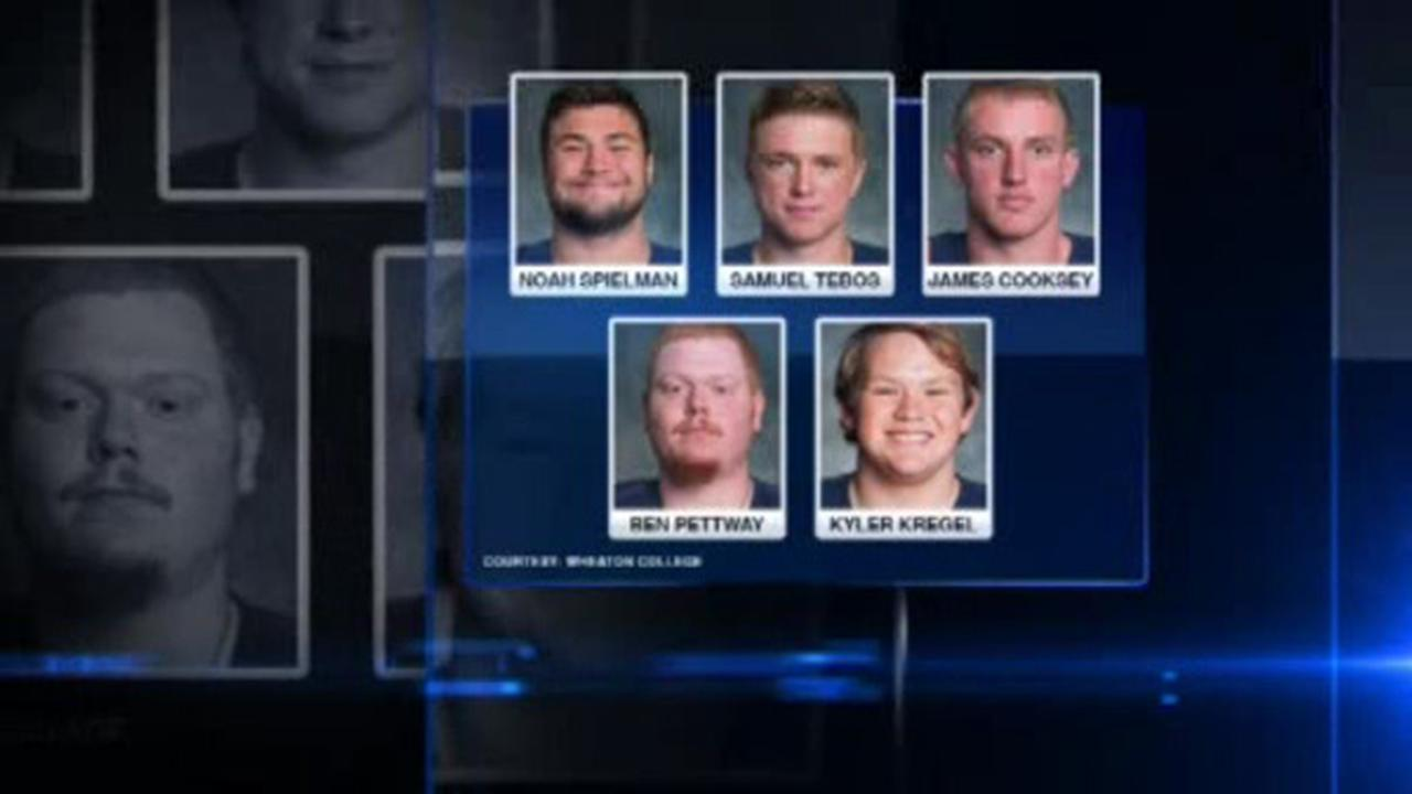 College football players face felonies in attack on teammate