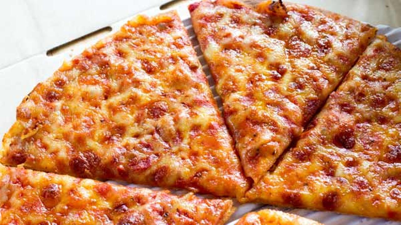Police: Woman attacked man and then stole his pizza