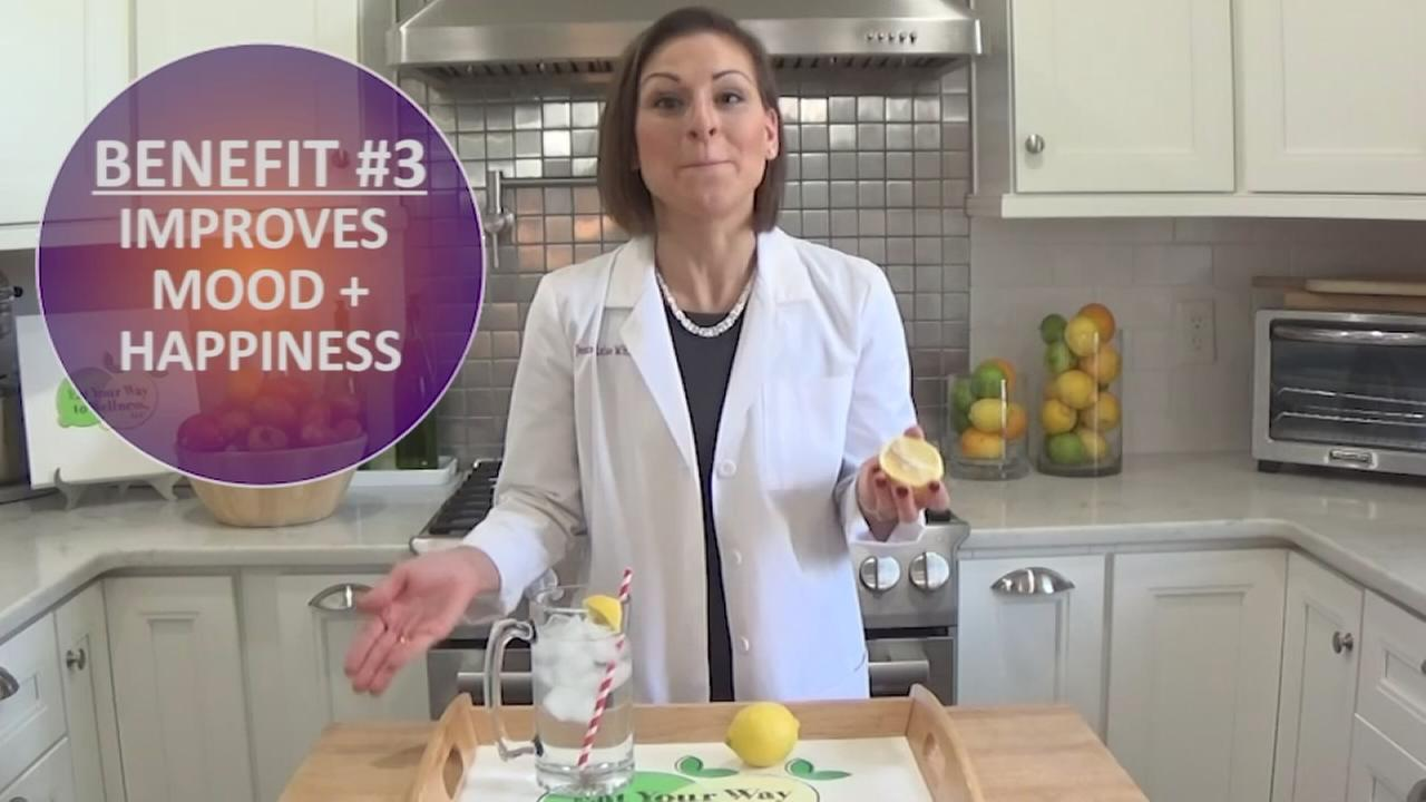 Wellness tips: Lemon Benefits
