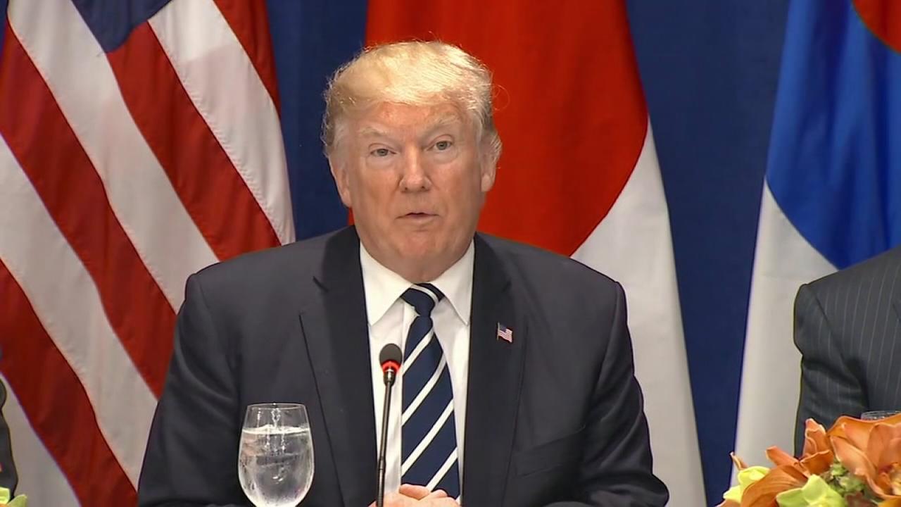 Trump vows more sanctions over North Koreas nuclear buildup