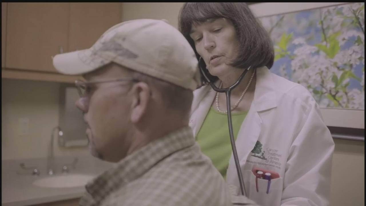New, innovative cancer trial being expanded locally
