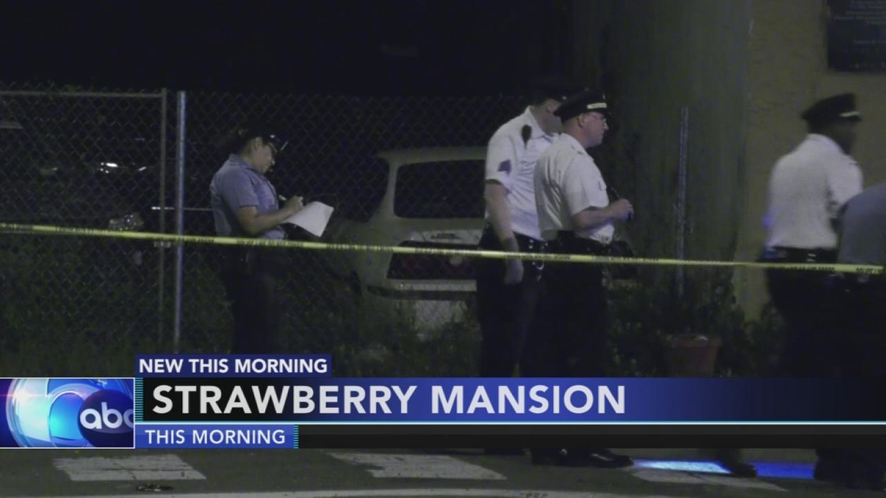 Police call for city wide assist after Strawberry Mansion shooting
