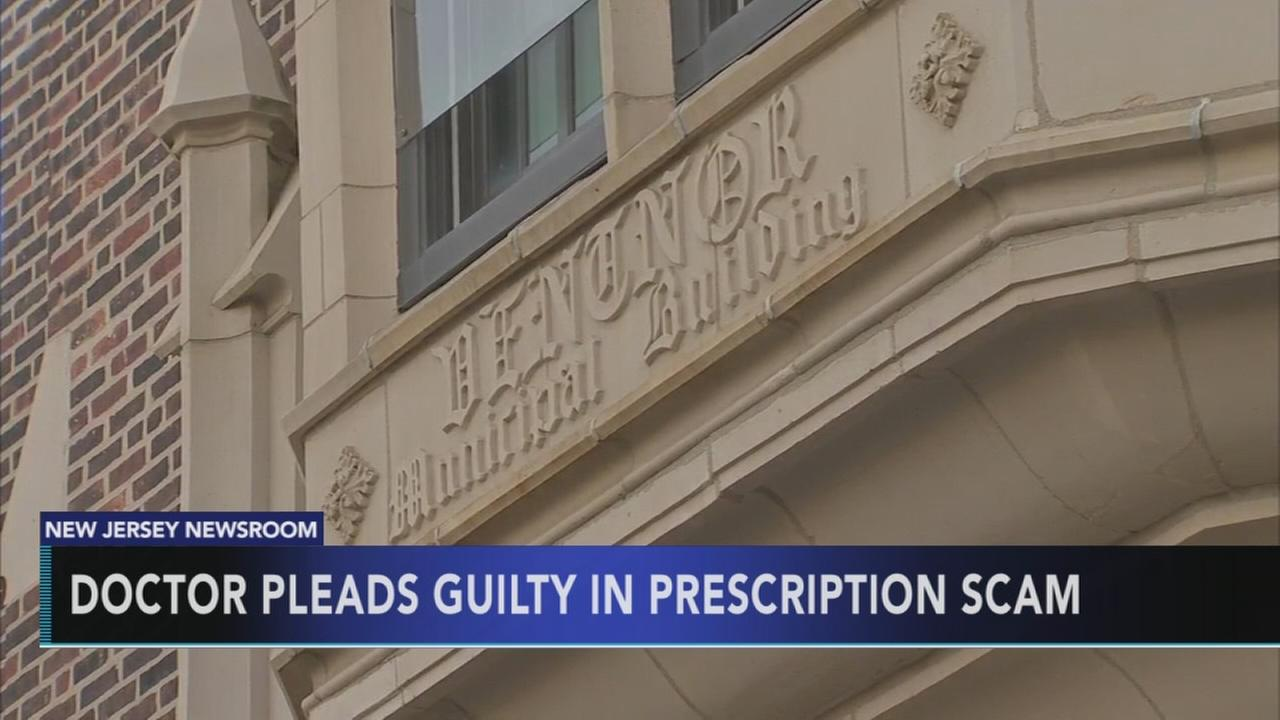 Doctor admits signing phony prescriptions as part of scheme