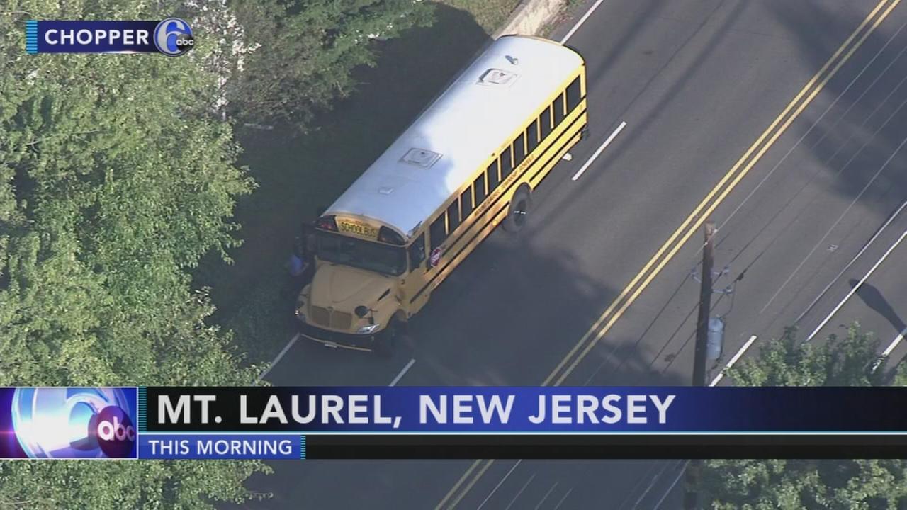 Crash in Mt. Laurel, NJ