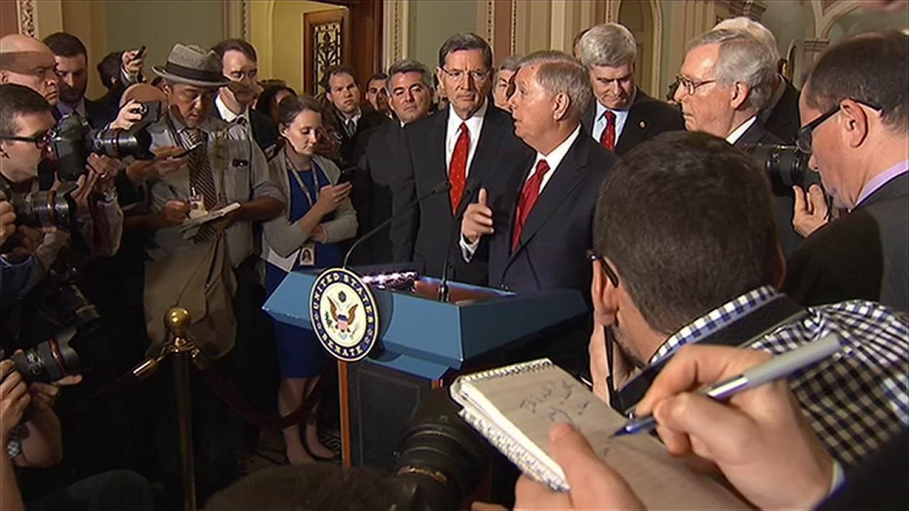 Republican leaders: Senate wont vote on Obamacare repeal