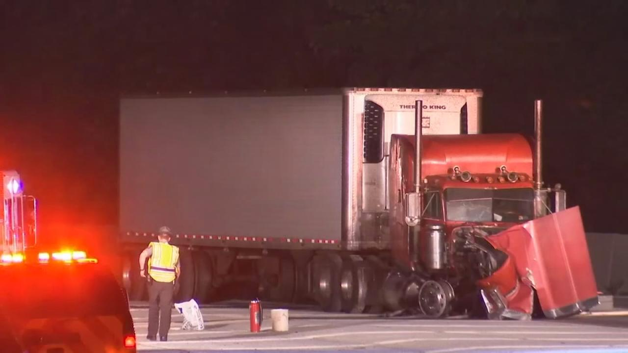 1 killed in wrong-way crash in Chester County