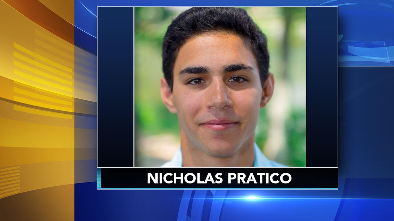Surveillance photos released of missing New Jersey  college student