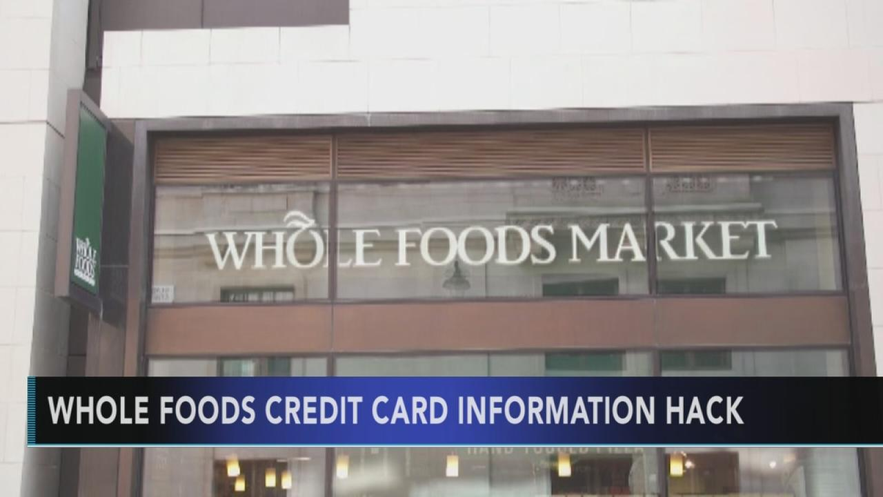 Whole Foods reports credit card breach