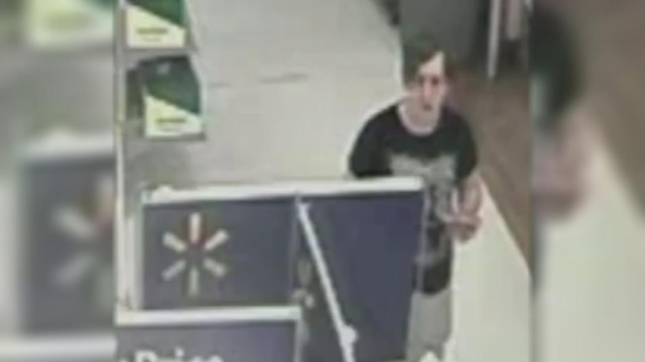 Police search for man accused of taking upskirt photo in Turnersville Walmart
