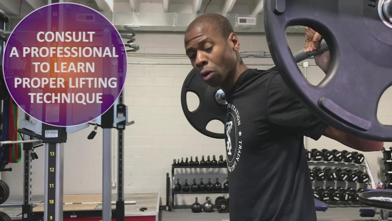 Fitness tip 10-3