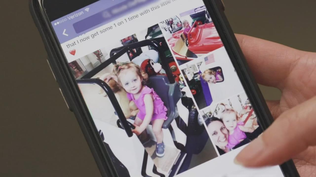 Oversharing on social media could put you and your kids at risk
