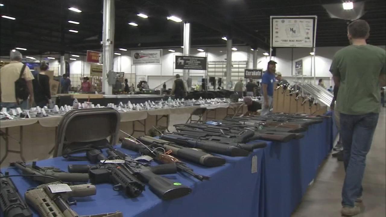 Local reaction to gun rights, regulations after Vegas massacre