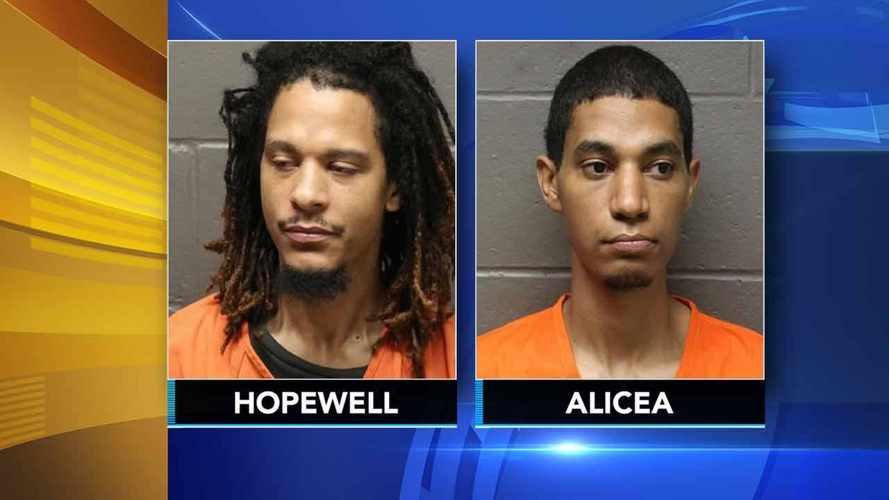 2 arrests after man robbed and tortured in Atlantic City