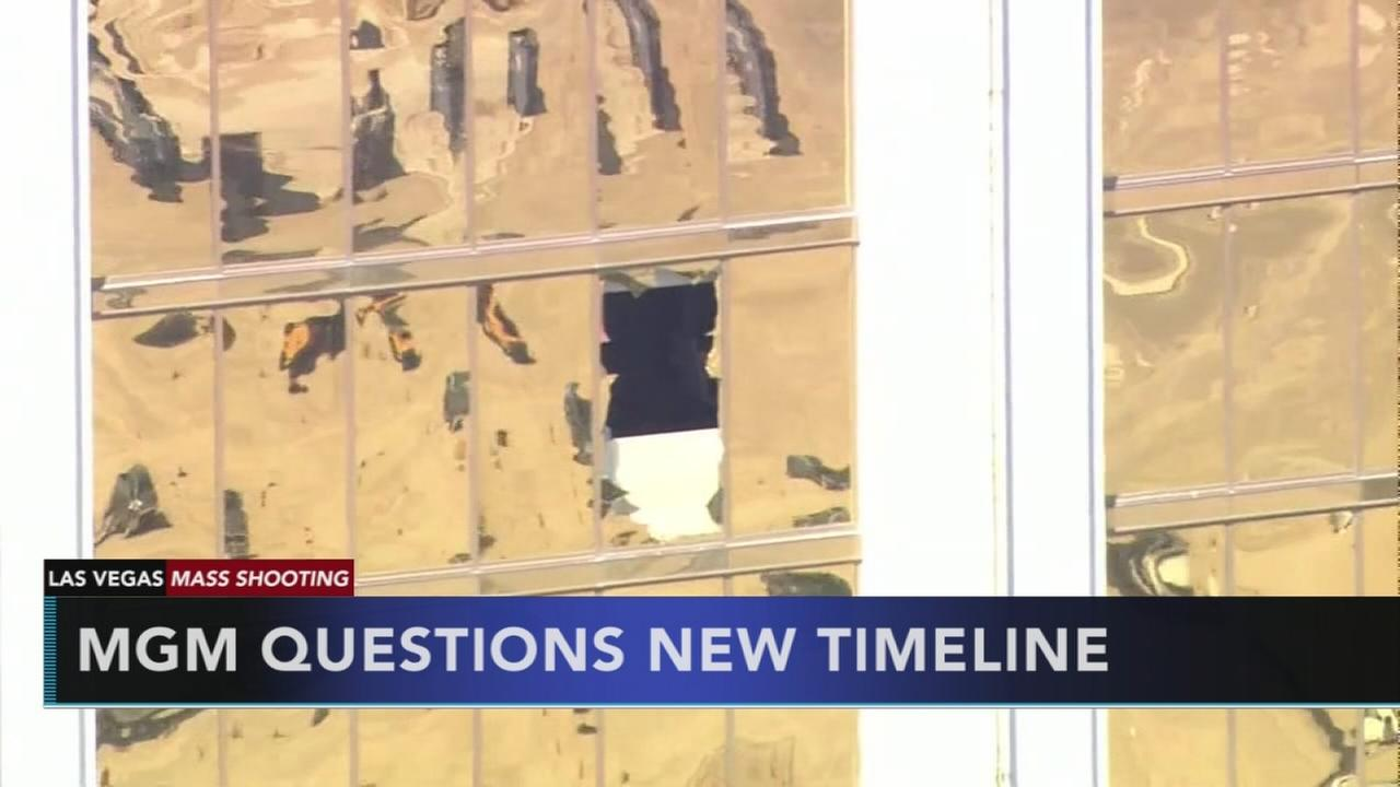 Lawsuit questions response time in Vegas attack