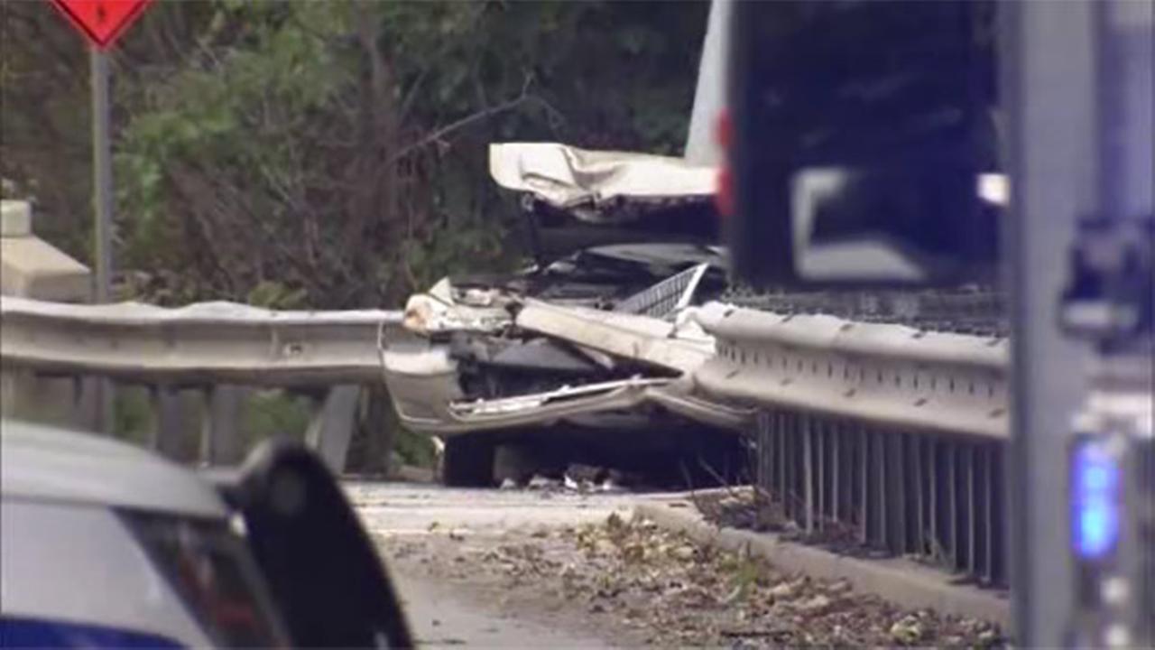 Vehicles collide in West Conshohocken