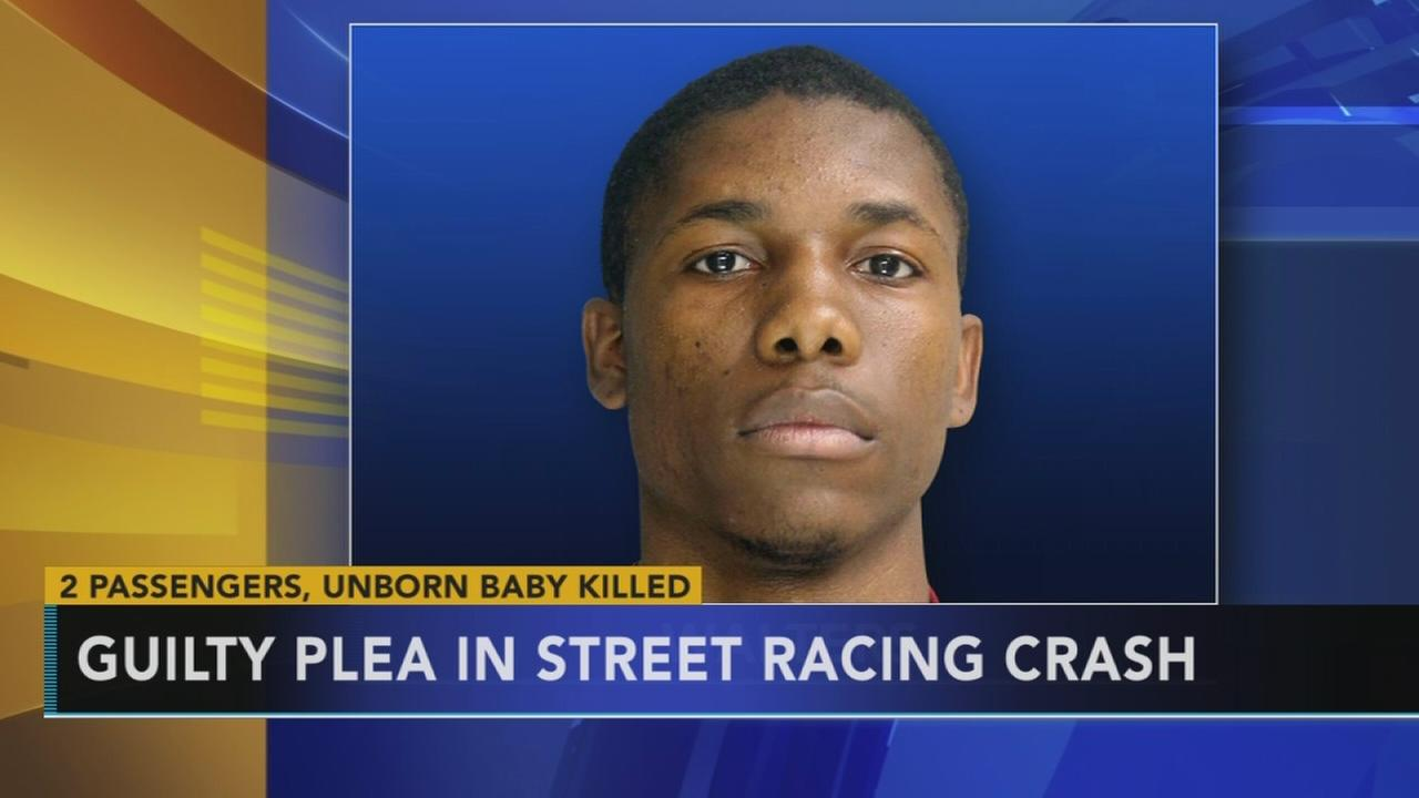 Driver pleads guilty in deadly Montco racing crash