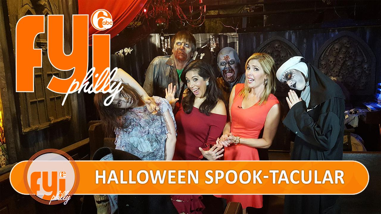 FYI'S Halloween Spook-tacular