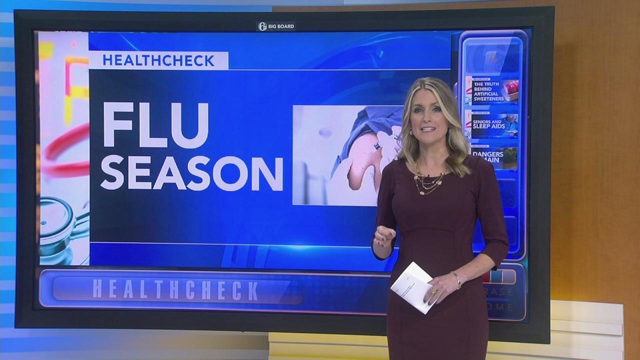 VIDEO: Healthcheck flu shots