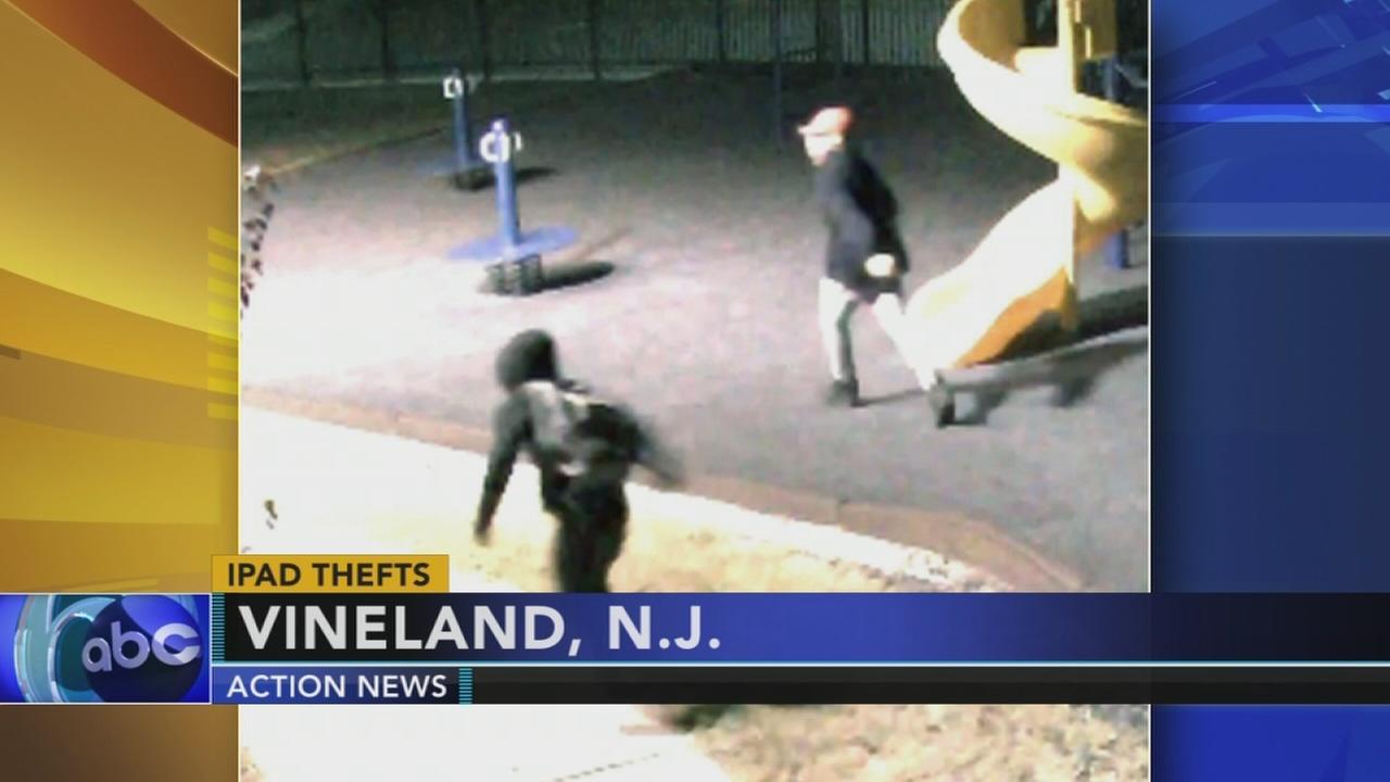 20 iPads stolen from Vineland elementary school