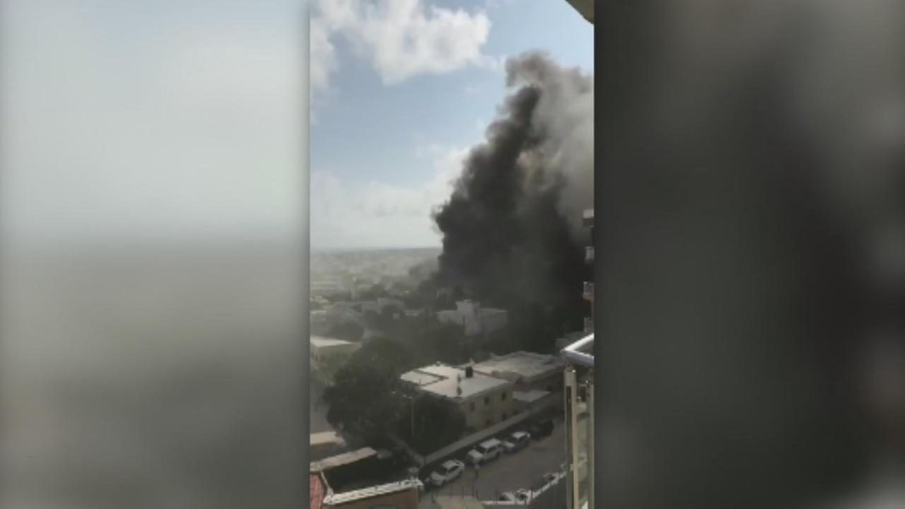 Deadly attack in Somalia