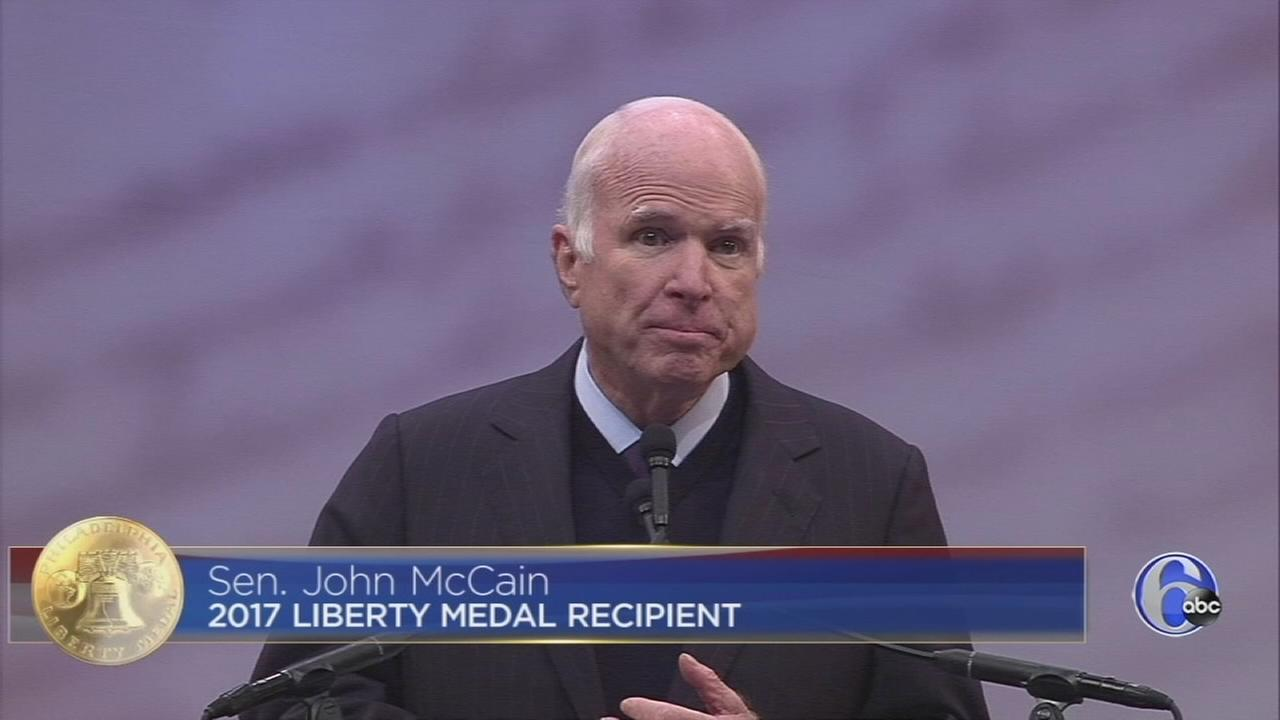 Liberty McCain