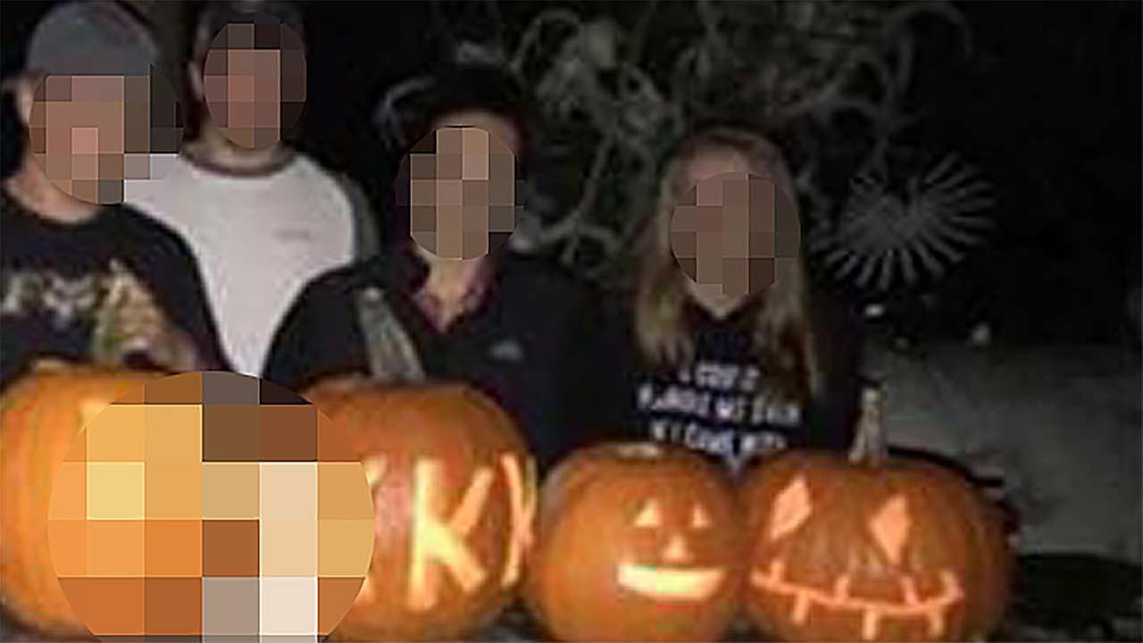 Pumpkins carved with racist symbols spark outrage, concern
