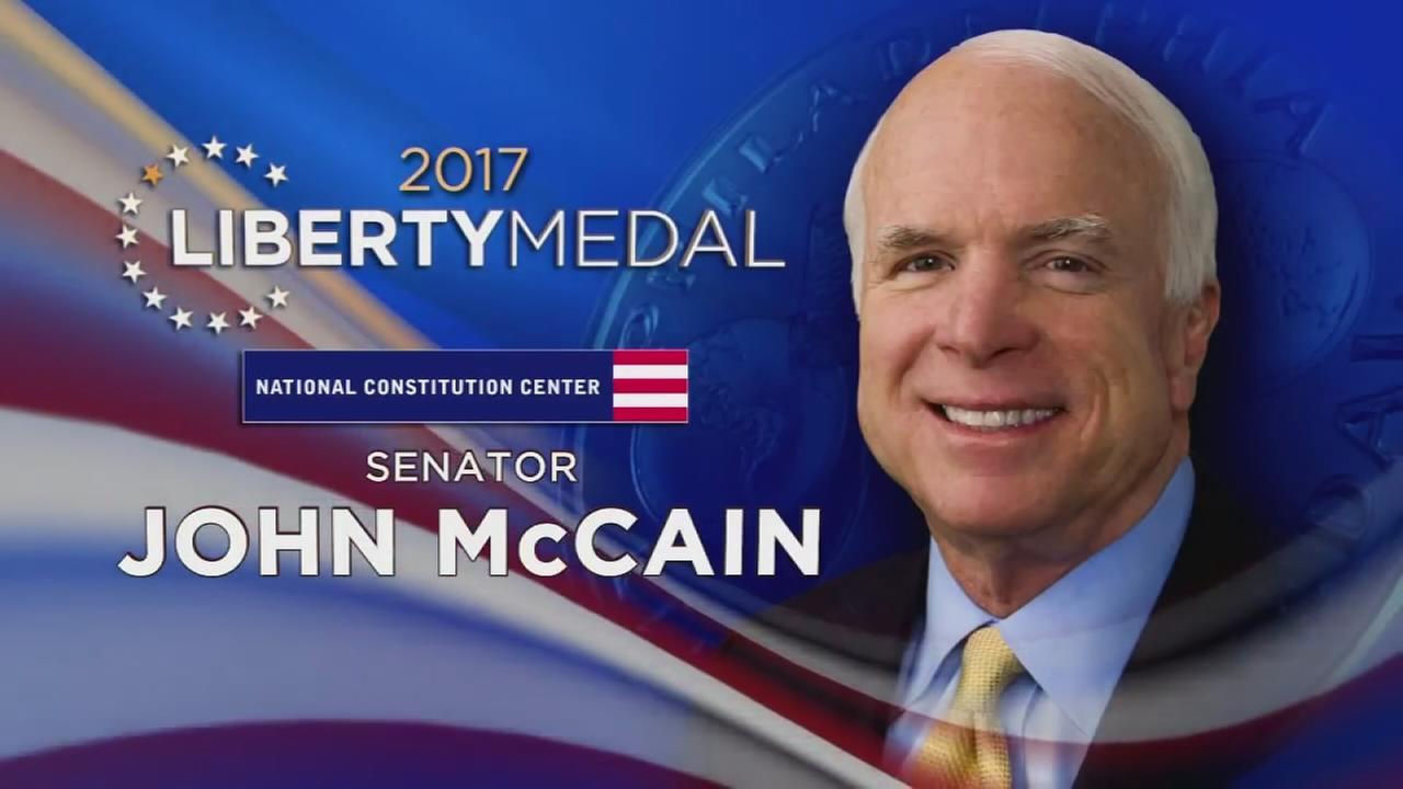Liberty Medal Ceremony