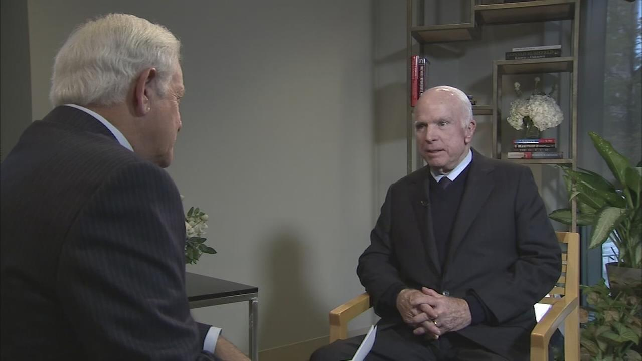 Jim Gardner and John McCain