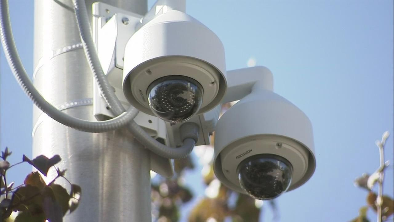 City installs security cameras along Schuylkill River Trail