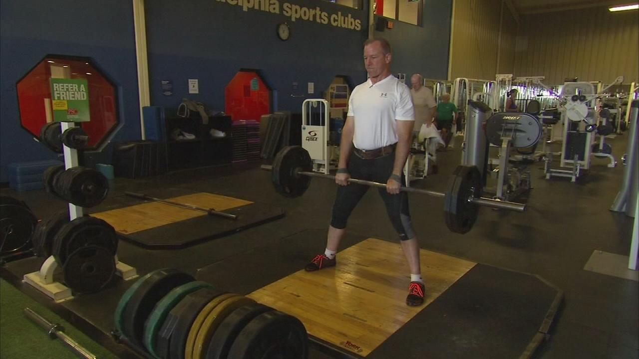 Art of Aging: The importance of weight training for seniors