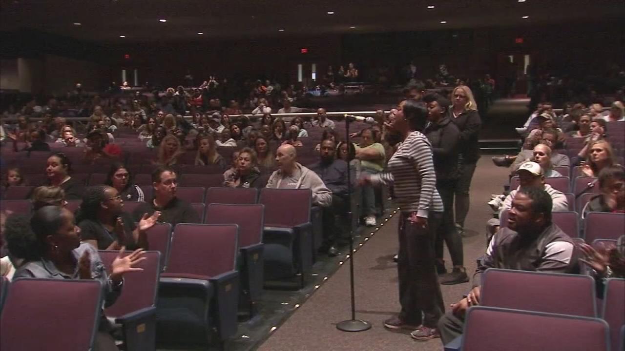 Tensions rise at Washington Township High School
