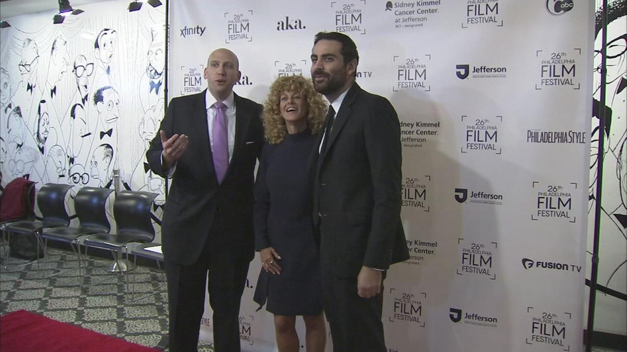 Philadelphia Film Festival kicks off in Center City