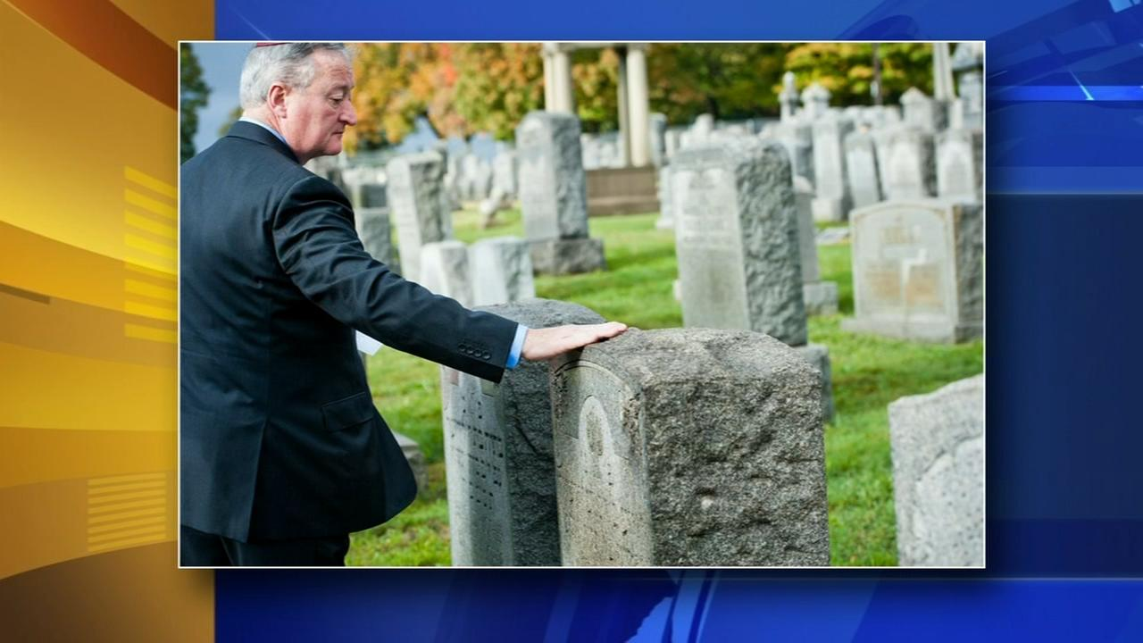 Mt. Carmel cemetery restored after vandalism spree