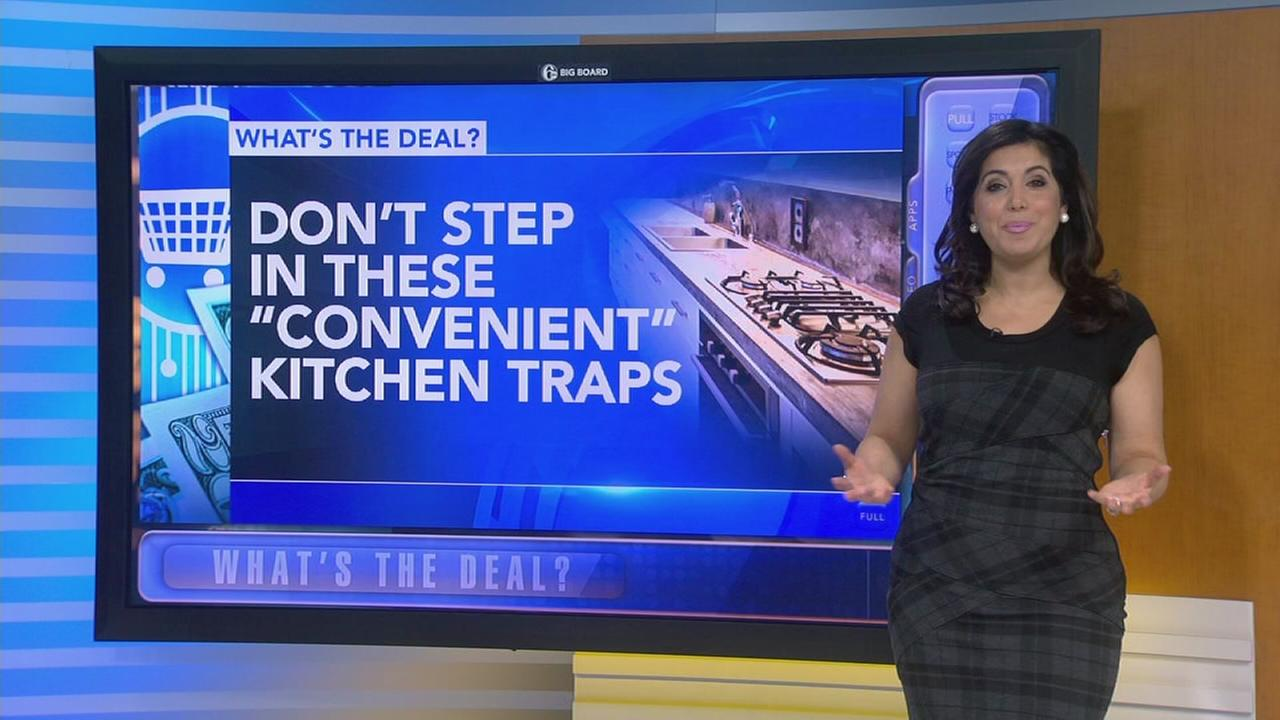 Whats the Deal: Avoiding wasted food in the kitchen