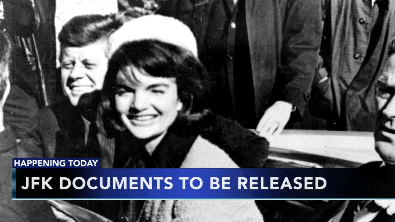 JFK documents to be released
