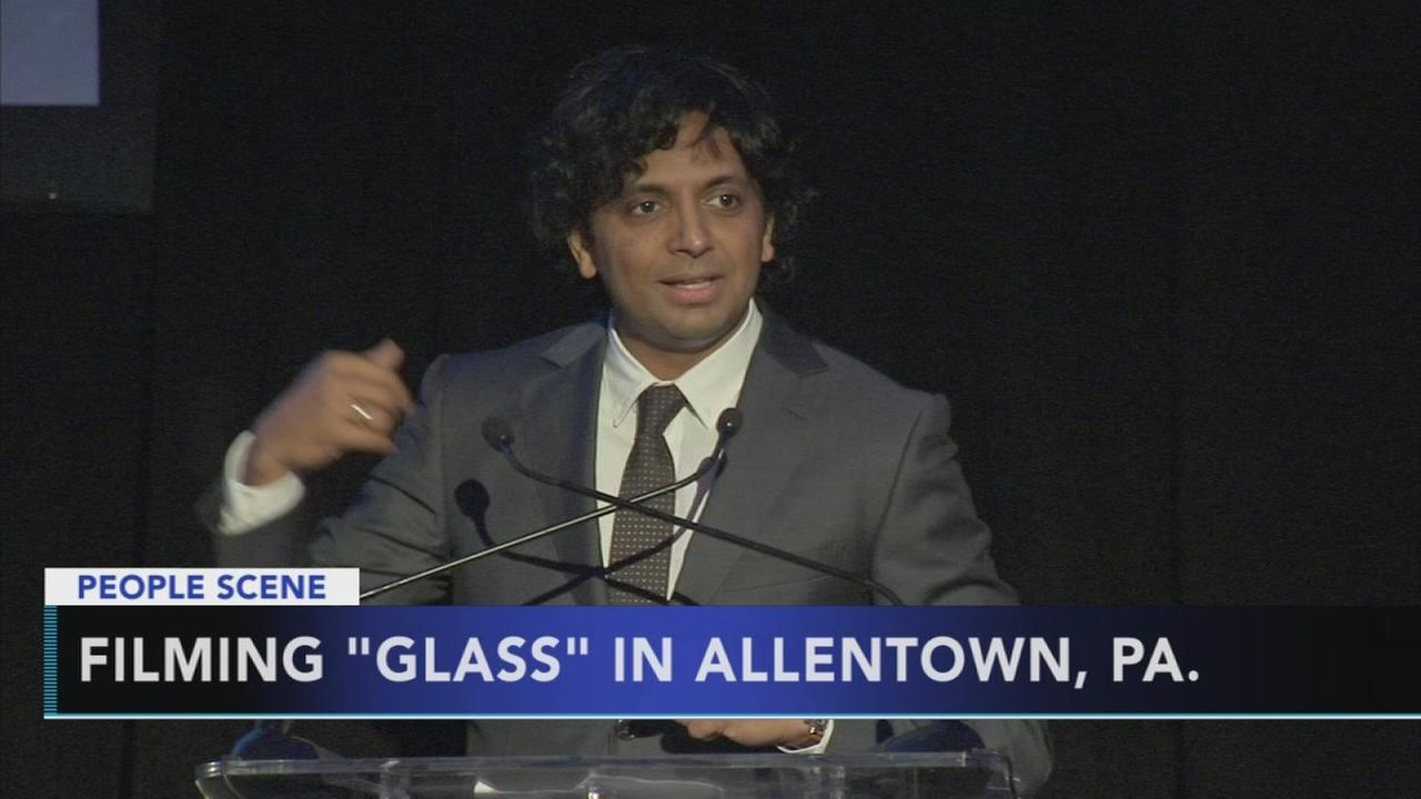Shyamalans Glass, to film in shuttered mental hospital