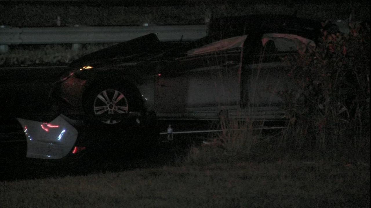 3 injured in Gloucester Township crash