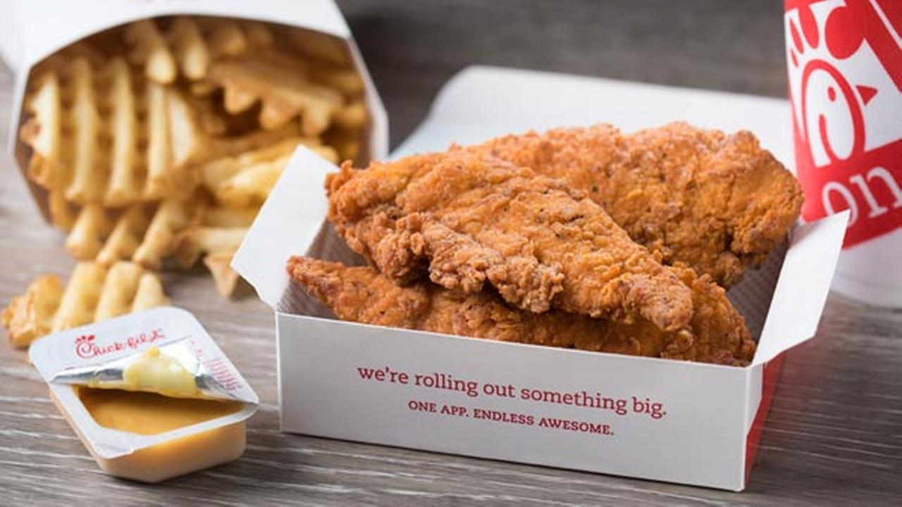 Chick-fil-A testing Spicy Chick-n-Strips in Philadelphia area