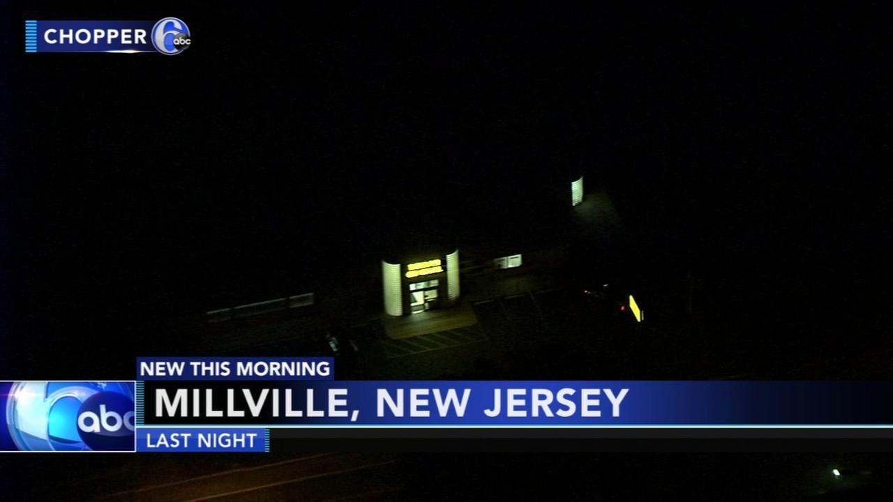 Death investigation in Millville