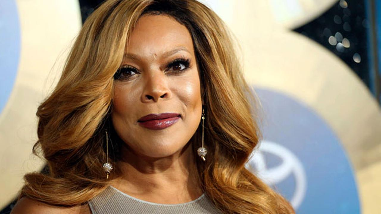 FILE - In this Nov. 7, 2014, file photo, TV talk show host Wendy Williams arrives during the 2014 Soul Train Awards in Las Vegas.