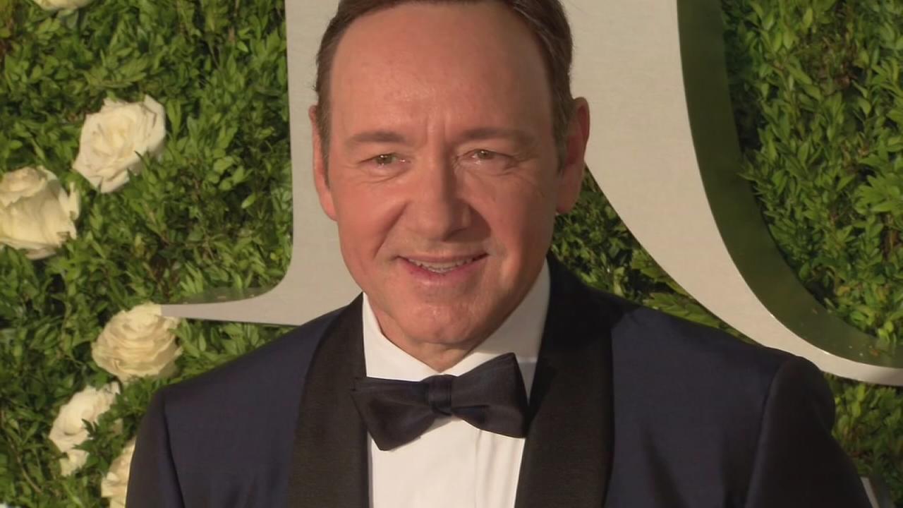Under fire, Kevin Spacey wont get Intl Emmy Award