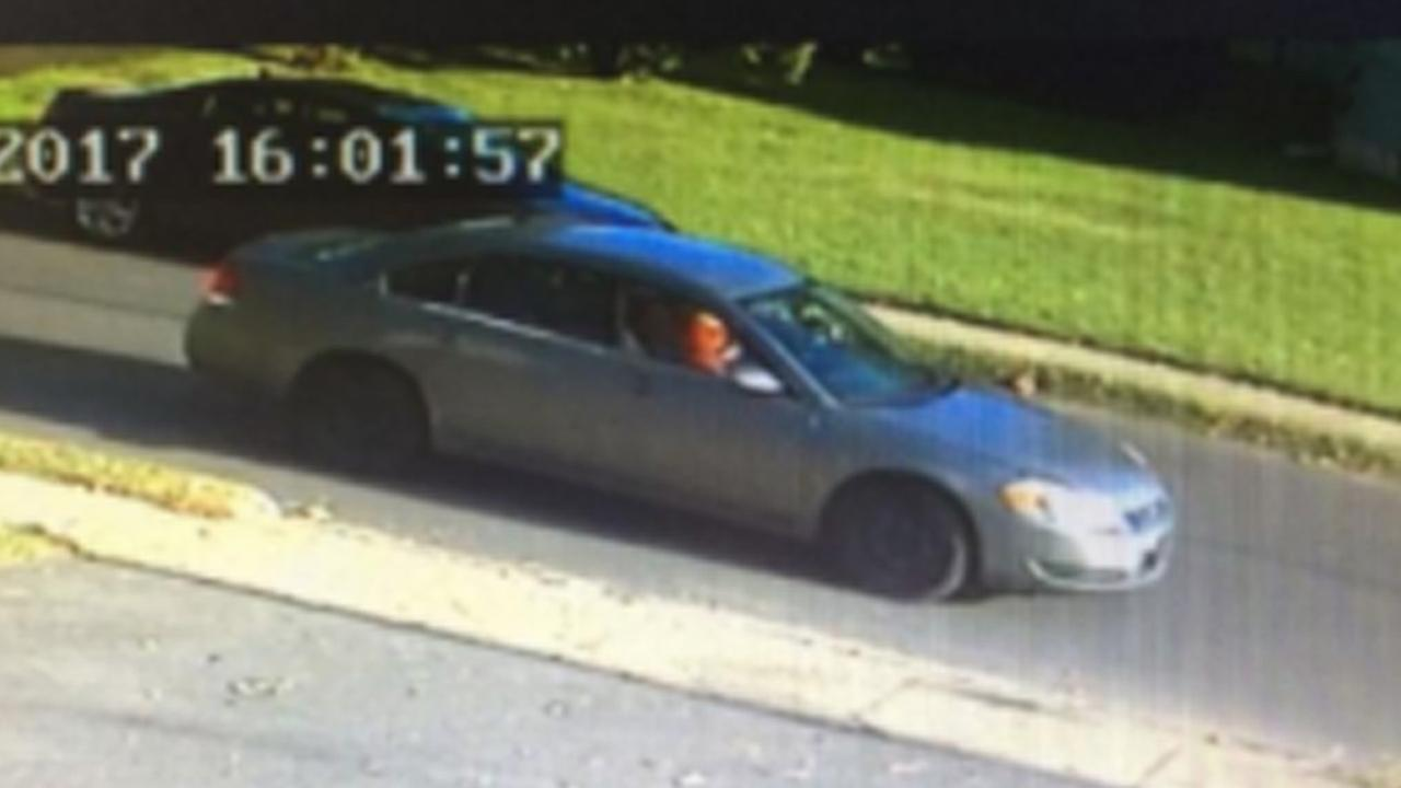 Photo released of vehicle involved in Bristol Twp. child luring