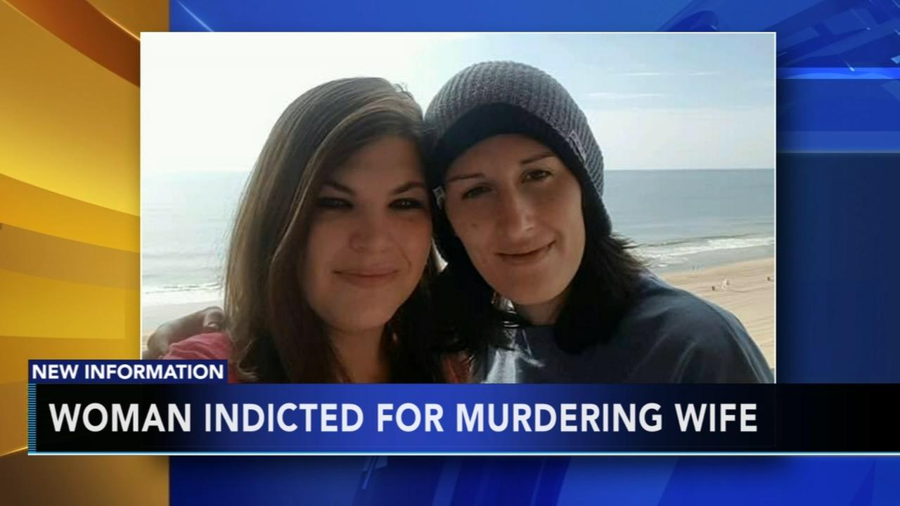 Mount Holly woman indicted for murdering wife