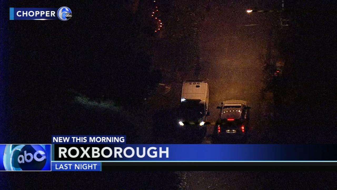 2 men break into Roxborough home