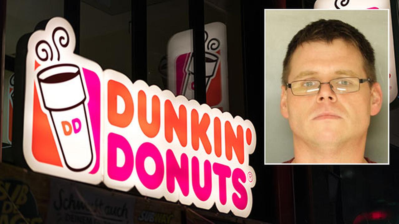 Police: Pa. Dunkin' Donuts worker sold drugs on job
