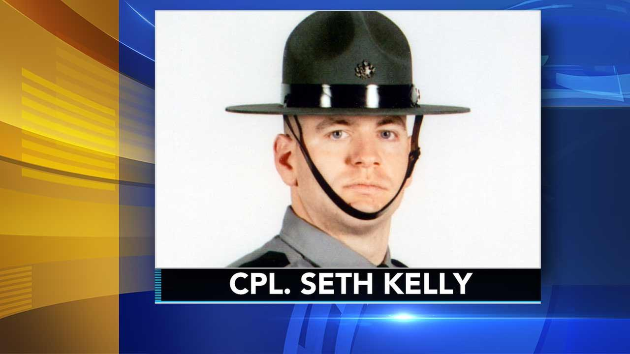 Pa. state police trooper out of hospital after shooting